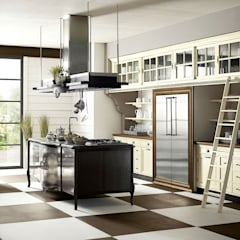 Built-in kitchens by Dialma Brown México