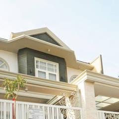 PP Residence:  Rumah by Dimas Pramudita Architect