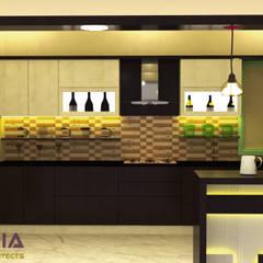 Kitchen by Utopia Interiors & Architect