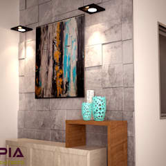 من Utopia Interiors & Architect أسيوي