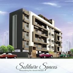 Solitaire Spaces:  Multi-Family house by Quadrone Realty