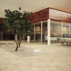 Commercial Spaces by CISA