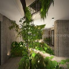 Thiết kế căn hộ cho thuê tại Đà Nẵng:  Nhà by AVA Architecture, Hiện đại