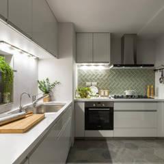 Kitchen by 寓子設計