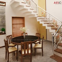 :  Houses by Aescon Builders and Architects