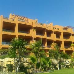 de Estudio de Arquitectura Juan Ligués Mediterráneo Concreto reforzado