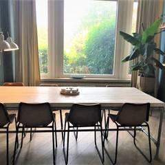 Kantoorontwerp Fourcorners - Arnhem:  Kantoorgebouwen door FUGA Design Company