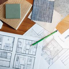Sustainable, minimalist kitchen renovations:  Küche von Raini Peters - Interior Design & Styling