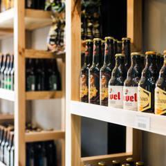 Birra&Go: Locales gastronómicos de estilo  por Pampeliska, Industrial