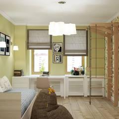 Habitaciones para niños de estilo  por Альберт Галимов