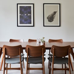Home Renovation, Forest Hill, London:  Dining room by Resi Architects in London