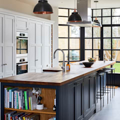 Home Renovation, Forest Hill, London:  Kitchen by Resi Architects in London
