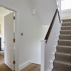 Home Renovation, Forest Hill:  Stairs by Resi Architects in London