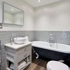 Home Renovation, Forest Hill, London:  Bathroom by Resi Architects in London