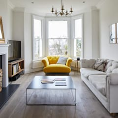 Home Renovation Forest Hill London Living Room By Resi Architects In