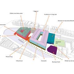 Armamentarium Deft Industriële kantoorgebouwen van K.A.S. - architectuur - stedebouw - strategie Industrieel