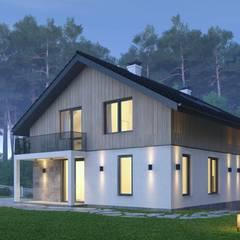 Passive house by Альберт Галимов, Scandinavian