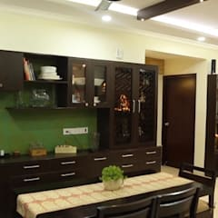 Kitchen units by JB Interiors and Exteriors