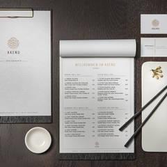 Akeno Restaurant :  Gastronomie von DITTEL ARCHITEKTEN GMBH