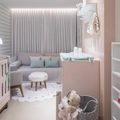 Baby room by BEP Arquitetos Associados