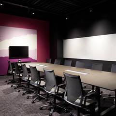 SHOWCASE_商業_01: WhOが手掛けたオフィススペース&店です。