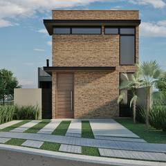 Rumah kecil by Rissetti Arquitetura