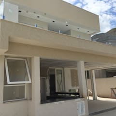Balkon door Rissetti Arquitetura