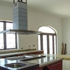 Dapur built in by Quick BEE