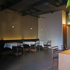 Nhà hàng by 田所裕樹建築設計事務所