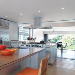 Peak House Modern kitchen by Original Vision Modern