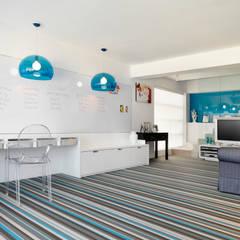 Clearwater Bay House:  Nursery/kid's room by Original Vision