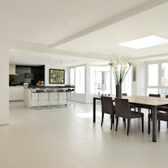 Stanley Penthouse:  Dining room by Original Vision