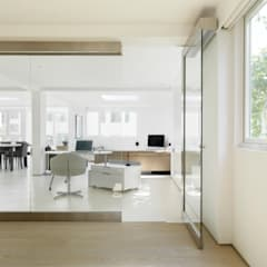Stanley Penthouse:  Study/office by Original Vision