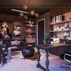 Study/office by ICON INTERIOR