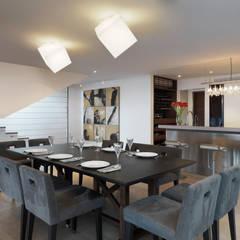 Clearwater Bay Villa Modern kitchen by Original Vision Modern