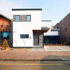 청한당: 소하  건축사사무소    SoHAA의  주택