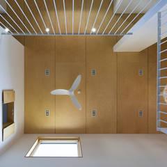 소복소복하우스: 소하  건축사사무소    SoHAA의  지붕,북유럽