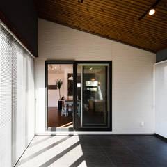 شرفة تنفيذ 소하  건축사사무소    SoHAA