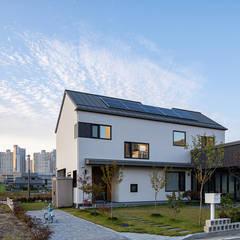 소복소복하우스: 소하  건축사사무소    SoHAA의  주택
