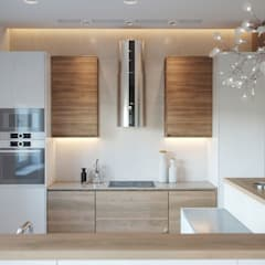 AIR: Встроенные кухни в . Автор – J.Lykasova