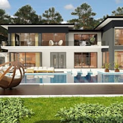 Rumah teras by N Group