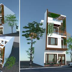 Villas by CÔNG TY CỔ PHẦN XD&TM KIẾN TẠO VIỆT