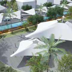 Melike Akgül Mimari Tasarım Ofisi – ÇEŞME YARIŞMA:  tarz Zeminler