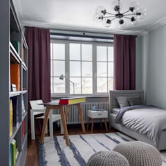 Boys Bedroom by Atelier Interior