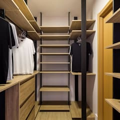 Dressing room by BWL - Design de Interiores