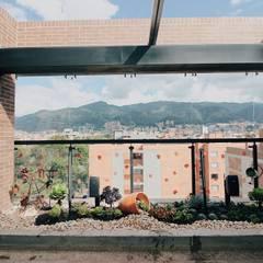 Terraza Virrey: Terrazas de estilo  por Marga