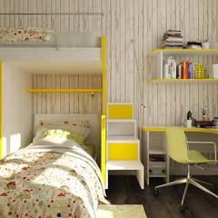 Teen bedroom by N Group,