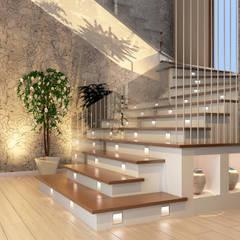Condominios de estilo  por N Group, Moderno