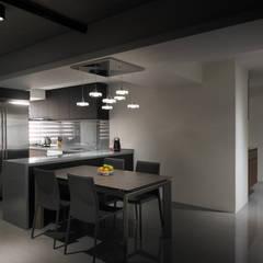 غرفة السفرة تنفيذ 舍子美學設計有限公司