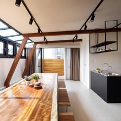 Terrasse von 舍子美學設計有限公司